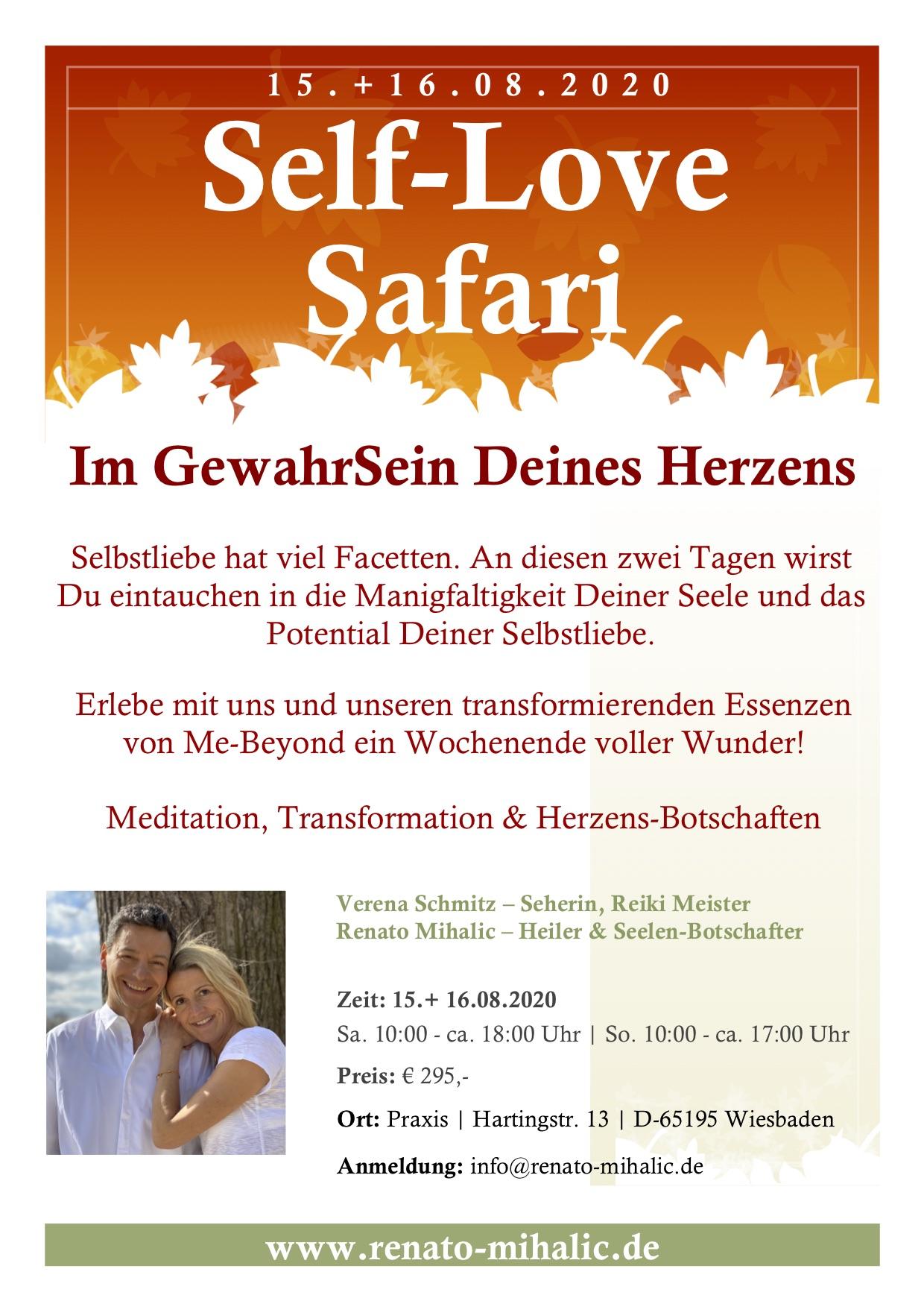 Self-Love Safari